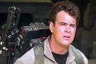 Dan Aykroyd who starred in the original Ghostbusters.