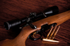 File image of a rifle. Photo / iStock