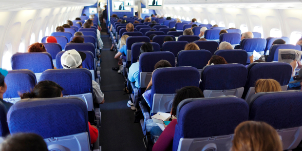 The legroom - or seat pitch - on planes can very from airline to airline. Photo / iStock