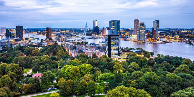 Rotterdam is one of the largest seaports in the world. Photo / iStock
