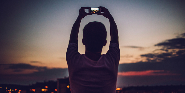 More than three billion photos are shared everyday on Facebook, Facebook Messenger, Instagram, Snapchat and WhatsApp. Photo / iStock
