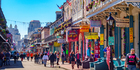 Sadly, I've shot myself in the foot by thinking ahead to my trip to New Orleans next month. Photo / iStock