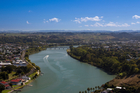 Whanganui MP Chester Borrows wants better signs to his city. Photo / iStock