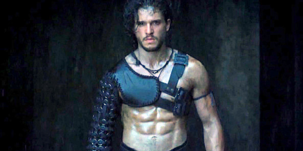 Kit Harington feels like he is a victim of sexism because of his role in Game of Thrones.