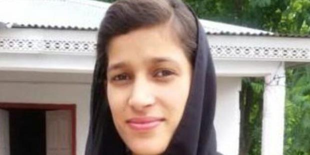 Maria Sadaqat Abbasi. Photo: Supplied