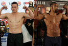 Joseph Parker and David Haye could be set to square off in London. Photo / Getty