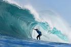 Kiwi surfer Ricardo Christie. Photo - WSL / Cestari