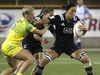 Rugby sevens: NZ women lose to Australia again