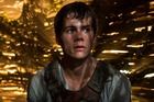 Actor Dylan O'Brien stars in the Maze Runner movies. Photo / 20th Century Fox