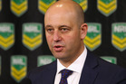 NRL CEO Todd Greenberg. Photo / Getty