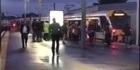 Watch: Watch: Person hit by train in Auckland