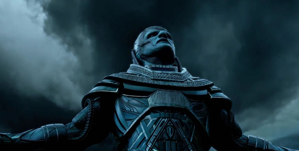 Apocalypse, played by Oscar Isaac. Photo / Supplied