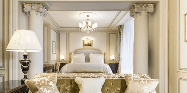 The Ritz, originally established in 1898, has long been a synonym for decadent excess.