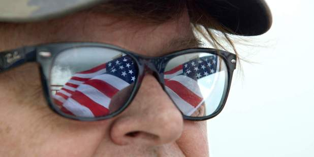 Michael Moore's new documentary ponders the question, where should America invade next? Photo/AP