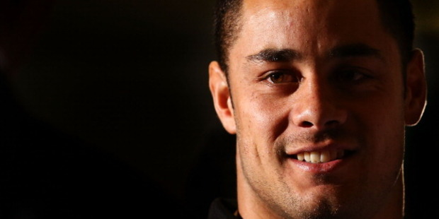 Loading Jarryd Hayne. Photo / Getty
