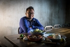 MasterChef NZ finalist Leo Fernandez is on a mission to uplift his native cuisine. Photo / Michael Craig