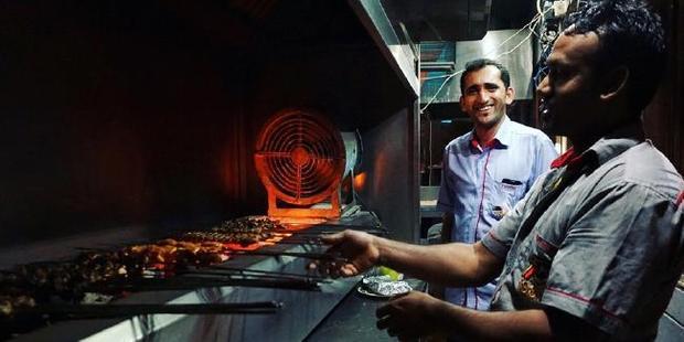 Fancy a kebab? Photo / Jenny Hewett