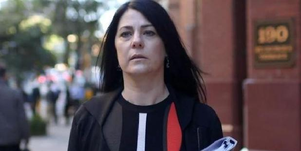 Ingrid Bishop is so sure police got the wrong man she's fighting for the release of Gene Gibson, the man jailed for Josh's killing. Photo / Channel 9
