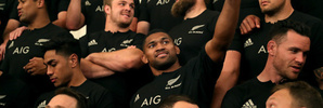 What does it take to feed the All Blacks on game day? Photo / Getty