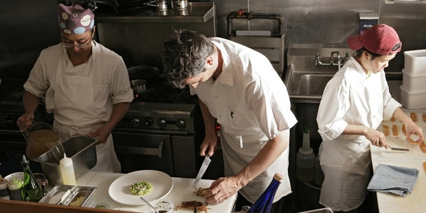 The top three 'essential skill' immigrants to New Zealand in 2014/15 were chefs, dairy farmers and cafe or restaurant managers. Photo / Getty Images