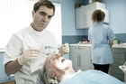 Colin Howell, played by James Nesbitt in The Secret.