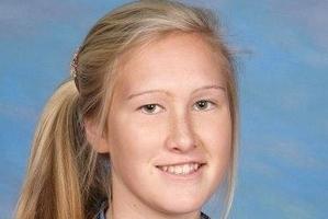 Sadie Stewart, 16.