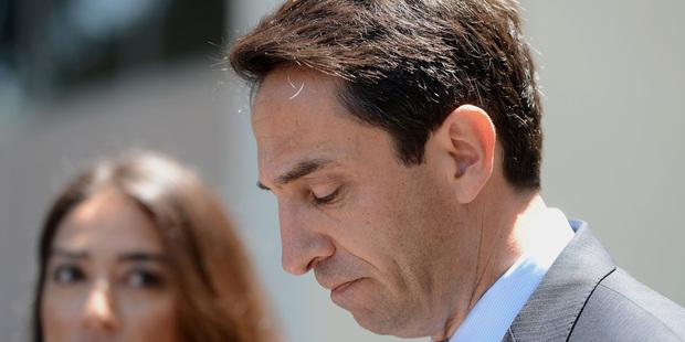 Santa Clara County District Attorney Jeff Rosen, prosecutor in the Brock Turner case. Photo / AP