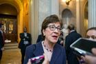 Senator Susan Collins has criticised Donald Trump over his comments. Photo / AP