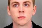 Stanford University rapist Brock Turner.
