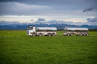 Synlait's forecast milk price for the current 2015/2016 has been revised to $3.90 kg - level with Fonterra's milk price.