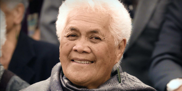 TEACHER: Pareaute Nathan QSM, one of New Zealand's foremost exponents and teachers of weaving. PICTURE/FILE