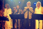 ABBA reunited to celebrate their 50th anniversary.