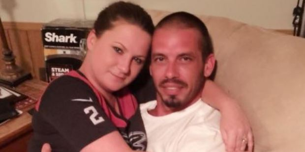 Jennifer Mulford and her boyfriend Brad Leeson have embarked on an Adult Breastfeeding Relationship. Photo / Facebook, Jennifer Mulford