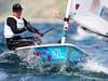 Sara Winther competes in the Laser Radial at the London 2012 Olympic Games. Photo / Getty Images