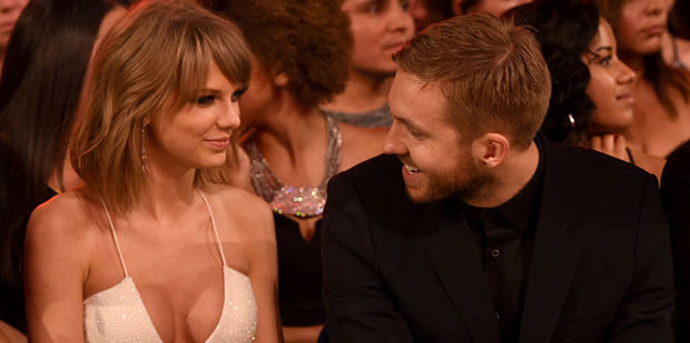 Taylor Swift thought she was getting engaged with Calvin Harris, not break up. Photo / Getty Images