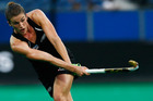 Defender Brooke Neal impressed in the Black Sticks' win over Australia. Photo / Getty