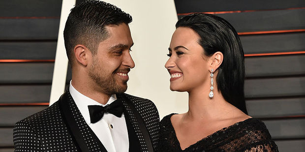 Actor Wilmer Valderrama and singer Demi Lovato have ended their relationship. Photo / Getty Images