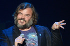Jack Black is alive and well after a Twitter prank suggested he had died. Photo/Getty