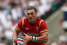 George North would be one of just four Welsh players to make a New Zealand-Wales combined XV, according to British newspaper The Telegraph. Photo / Getty Images