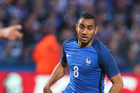Midfielder Dimitri Payet in action for France against Scotland in a friendly in the lead up to the European Championship early this morning (NZT). Photo / Getty Images