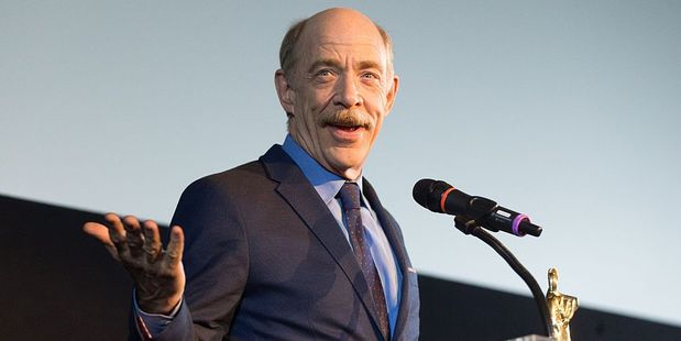 Actor J.K Simmons is believed to be hitting the gym hard for his upcoming role as the police chief of Gotham in Warner Bros.' Justice League. Photo / Getty Images