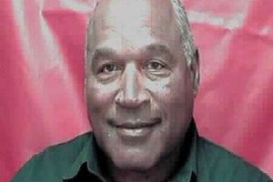 A handout photo provided by the Nevada Department of Corrections of OJ Simpson, who is hopeful of getting parole next year.