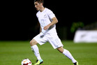 All White Marco Rojas. Photo / Getty Images.