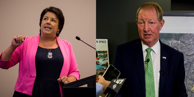 Ministers Paula Bennett and Nick Smith have written a joint column in response to Labour leader Andrew Little's piece on the Herald on the housing crisis. Photos / Dean Purcell