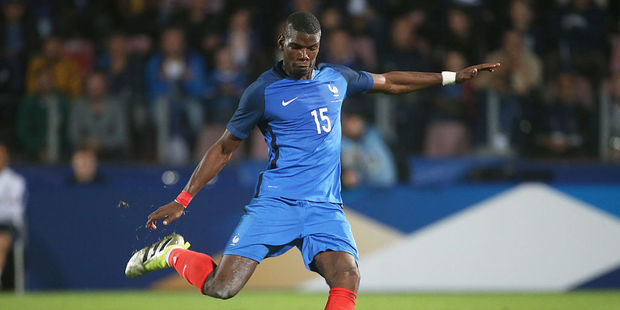 Frenchman Paul Pogba will be one to watch in Group A. Photo / Getty