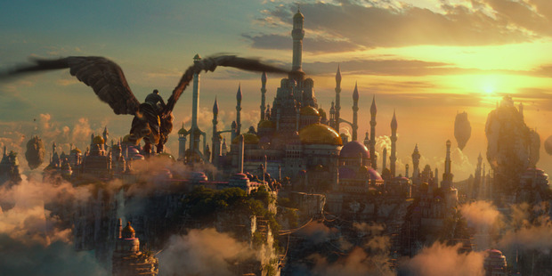 World of Warcraft movie directed by Duncan Jones.