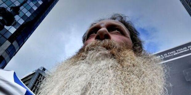 Breen Porter's 'A Little Beardy', 2010.