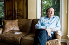 Bestselling author James Patterson at his home in Briarcliff Manor, New York. Photo / The Washington Post by Chris Sorensen