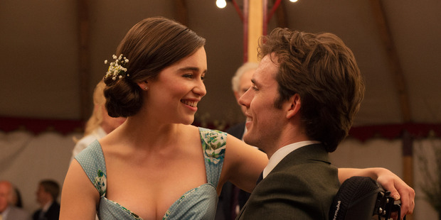 A scene from Me Before You. Photo / Supplied