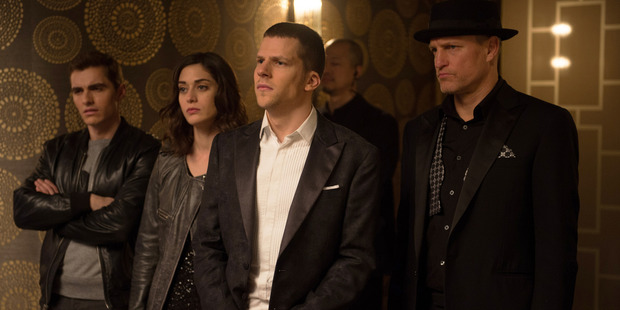 Loading Still from Now You See Me 2